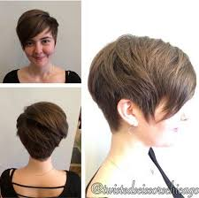 Hairstyle Ideas For Short Hair 60 Cool Short Hairstyles & New Short Hair Trends Women Haircuts 2017 6503 by stevesalt.us