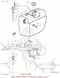 Old fashioned yamaha ydre wiring diagram position electrical