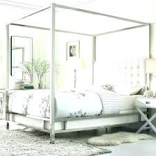 decoration: Cheap Canopy Bed