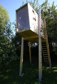 kids tree house. Exellent Tree Free From Direct Attachment To Trees  Throughout Kids Tree House