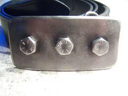"""3 Bolt Horizontal Steel <b>Belt</b> Buckle - 2""""x4"""" (с изображениями ..."""