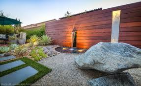 Small Picture Unique Modern Water Feature Garden Light Design Contemporary