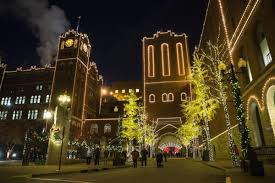 Anheuser Busch Holiday Lights Best Bets Brewery Lights Magic Of Lights Way Of Lights