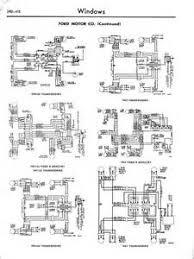 1965 ford thunderbird window wiring diagram auto wiring diagram porsche gt fans site
