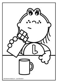 Lola Aan De Warme Chocomelk En Heerlijke Chocolade Winter