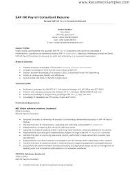 Sample Sap Resume Best of Sample Sap Cover Letter Andaleco