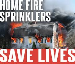 home fire sprinklers save lives safety around the house and  home fire sprinklers save lives