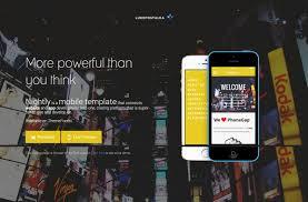 7 Best Jquery Mobile Templates Free Premium Templates