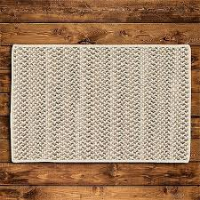 colonial mills rug pn31r048x048s 4 x 4 ft chapman wool square braided rug natural
