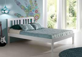 Platform Bedroom Milan Platform Bed White By Innovations