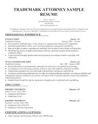 Attorney Resume Samples Fascinating Attorney Resume Samples Contract Sample Lawyer Free Cover Personal