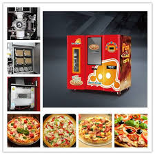Pizza Vending Machine Beauteous 48 Minute Pizza Vending Machine Shanghai Jinhe Industrial