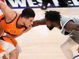 Suns within one win of first NBA finals ...