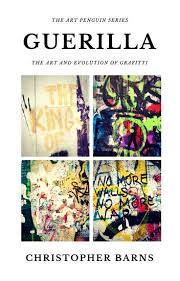 plain minimal graffiti collage art book cover