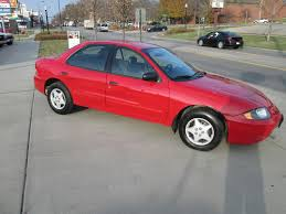Red Chevrolet Cavalier For Sale ▷ Used Cars On Buysellsearch