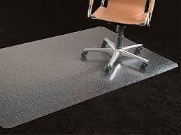pvc home office chair floor. Desk Chair Floor Mat Carpet Protector Hard Plastic Rug PVC Computer Home Office Pvc