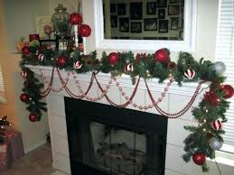 fireplace decorations spring garland for mantle mantel weddings valentines day