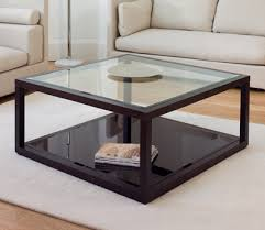 Glass And Wood Coffee Tables UK I Treated Myself To This Framed Glass Table  From Dwell