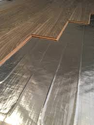 how to install electric radiant heating