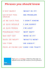 Best 25 French Phrases Ideas On Pinterest Phrases In French