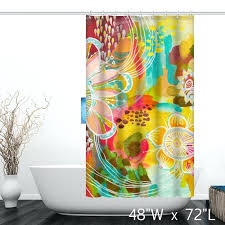 photo print shower curtain colorful watercolor fl print shower curtain custom throughout prepare 1 print photo