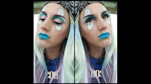chola clown makeup tutorial you