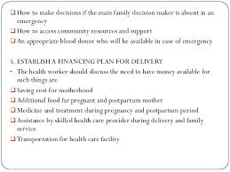 Birth Plan Maker Birthpreparedness