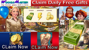 pearl s peril free gifts add him he will send you daily free gifts
