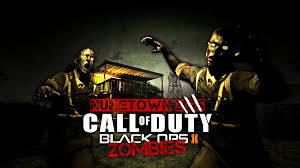 call of duty black ops 2 zombies nuketown wallpaper