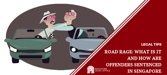 Road Rage What Is It And How Are Offenders Sentenced In