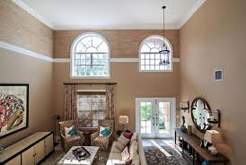 Room  painting ideas for a high wall ceiling ...