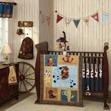 lambs ivy giddy up crib bedding set 7 pieces