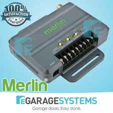chamberlain merlin garage door motor add on receiver e8003 suits evo remotes