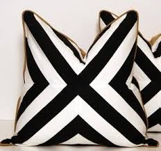black and white accent pillows. Interesting Accent Black White Gold Graphic Pillows With And White Accent Pillows
