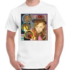 Boy George <b>Culture Club Colour</b> By Numbers Retro T Shirt 1454 ...