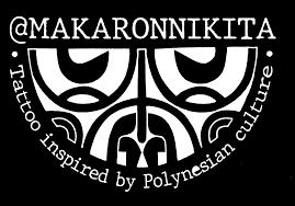 полинезия маори самоа татуировки Makaron Tattooby