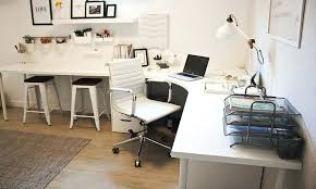 home office desk ikea.  Desk Corner Desk Ikea Hack Ergonomic Home Office  Decor Inside Home Office Desk Ikea L