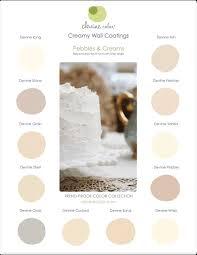 natural paint colorsPebbles  Cream Interior Paint Devine Color Devine Color