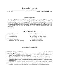 Examples Of Strong Resumes