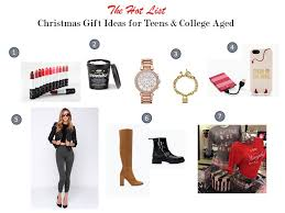 2014 Splendidly Hot Christmas Wish List for Young Women  College Aged and  Teens