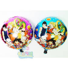 Dragon Ball Z Decorations 60pcslot baby birthday decoration Dragon Ball z party supplies 43