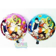 Dragon Ball Z Decorations 60pcslot baby birthday decoration Dragon Ball z party supplies 43