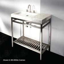 bathroom console sink sinks with chrome legs table uk and vanities bathroom console sink sinks and vanities with shelf legs
