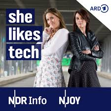 She Likes Tech - der Podcast über Technologie