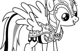 Rainbow Dash Coloring Pages And Coloring Pages My Little Pony