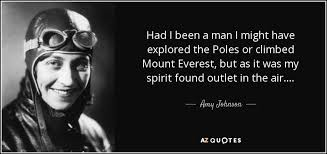 TOP 7 QUOTES BY AMY JOHNSON | A-Z Quotes