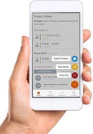 Shift Planning App Online Employee Scheduling Time Clock Software