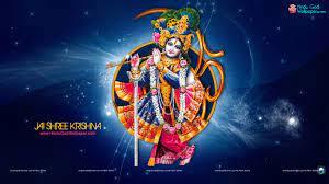 Krishna Bhagwan Wallpaper Full HD Size ...