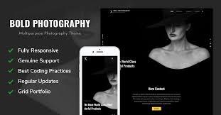 Bold <b>Photography</b> - Bold <b>Photography</b> WordPress <b>Theme</b>