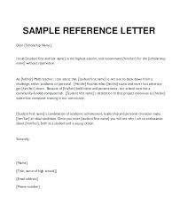 Sample Of A Character Letter Character Reference Letter Sample For Job Puebladigital Net